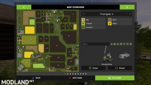 Snettertons Farm Map v 1.0 - External Download image