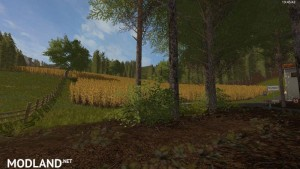 South Tyrolean mountain scenery Map v 3.2 Multifruit & ChoppedStraw, 10 photo