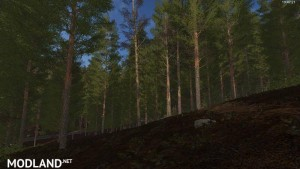 South Tyrolean mountain scenery Map v 3.2 Multifruit & ChoppedStraw, 2 photo