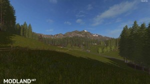 South Tyrolean mountain scenery Map v 3.2 Multifruit & ChoppedStraw, 3 photo
