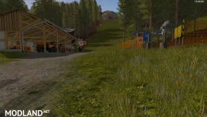 South Tyrolean mountain scenery Map v 3.2 Multifruit & ChoppedStraw, 6 photo