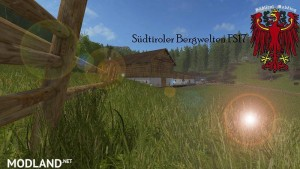 South Tyrolean mountain scenery Map v 3.2 Multifruit & ChoppedStraw, 11 photo