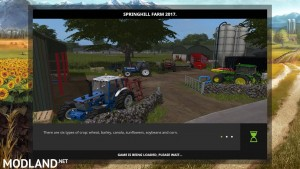 SpringHill Farm 17 Map v 1.0, 1 photo