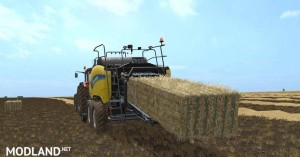 Square Bales Colour Pack (straw edition) v 1.0, 2 photo