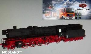 Steam locomotive by Deko, 1 photo