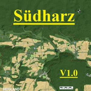 Sudharz Map v 1.1, 1 photo