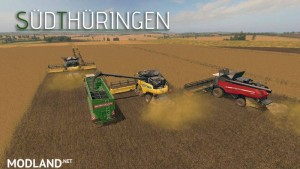 Sudthuringen Map v 0.98 - External Download image