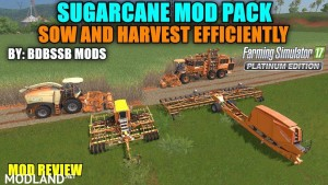 Sugar Cane Pack v 1.0, 1 photo