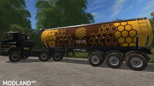 Tank Tech Tanker Pack v 1.1, 4 photo