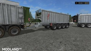 The Fliegl Gigant ASW 491 v 1.1
