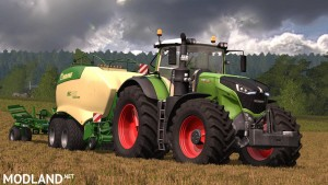 The New Generation Fendt 10xx Vario Series v 1.0 Pre-Release, 1 photo