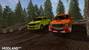 Toyota Hilux v 1.1, 10 photo