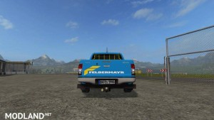 Toyota Hilux v 1.1, 11 photo