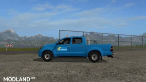 Toyota Hilux v 1.1, 12 photo