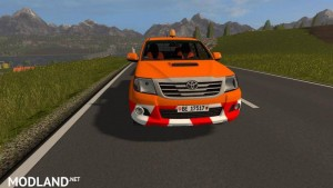 Toyota Hilux v 1.1, 2 photo