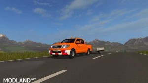 Toyota Hilux v 1.1, 5 photo