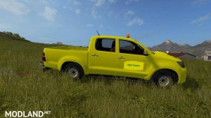 Toyota Hilux v 1.1, 6 photo