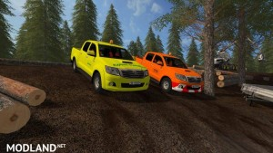 Toyota Hilux v 1.1, 8 photo