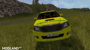 Toyota Hilux v 1.1, 9 photo