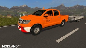 Toyota Hilux v 1.1, 1 photo