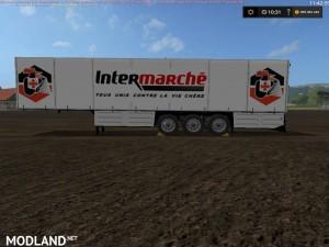 TRAILER Schmitz Intermarche v 1.0