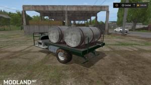 TSL SF barrel v 1.0 washable, 3 photo