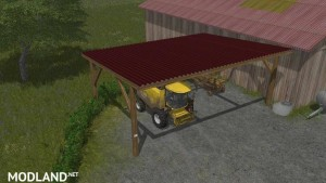 Two placeable shelters v 1.0.0.2