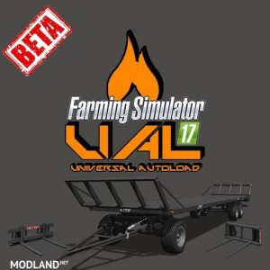 UAL-Script for FS 17 with sample mods v 0.9 BETA, 8 photo