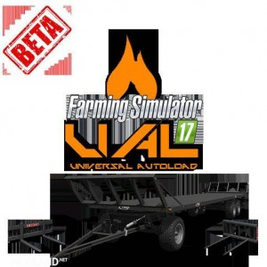 UAL-Script for FS 17 with sample mods v 0.9 BETA, 1 photo