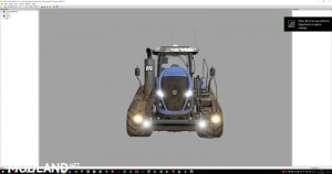 Unofficial New Holland T7 315 v 1.15, 2 photo