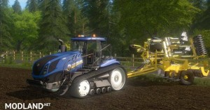 Unofficial New Holland T7 315 v 1.15, 1 photo