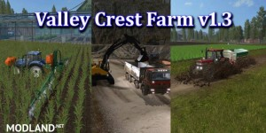 Valley Crest Farm Map v 1.3, 1 photo