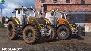 Valtra T Series LTD MR v 1.0, 2 photo