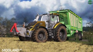 Valtra T Series LTD MR v 1.0, 1 photo