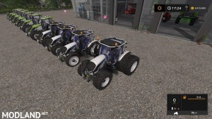 Valtra Tractor Update by Stevie, 2 photo