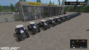 Valtra Tractor Update by Stevie, 3 photo