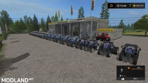 Valtra Tractor Update by Stevie, 4 photo