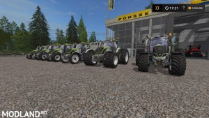 Valtra Tractor Update by Stevie, 1 photo