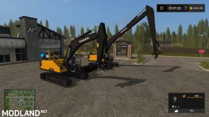Volvo EC300E Pack v 1.0, 2 photo