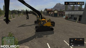Volvo EC300E Pack v 1.0, 4 photo