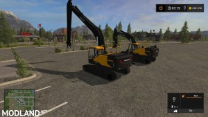 Volvo EC300E Pack v 1.0, 1 photo