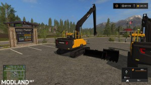 Volvo EC300E Pack v 1.0, 6 photo