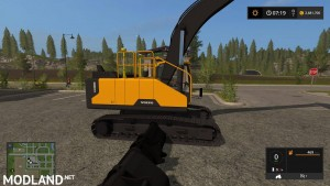Volvo EC300E Pack v 1.0, 8 photo