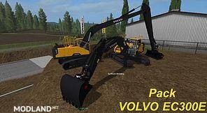 Volvo EC300E Pack v 1.0, 5 photo