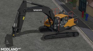 Volvo EC300E v 2.0
