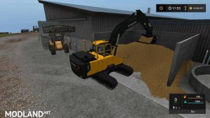 Volvo excavator EC300E v 1.0, 2 photo