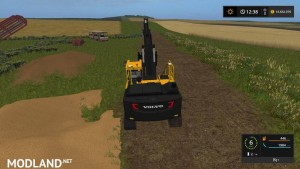 Volvo excavator EC300E v 1.0, 3 photo