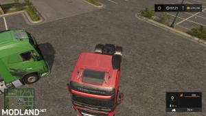 VOLVO FH 540 OCEAN RACE v 2.1, 10 photo