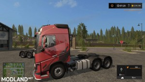 VOLVO FH 540 OCEAN RACE v 2.1, 2 photo