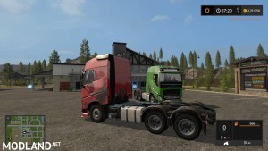 VOLVO FH 540 OCEAN RACE v 2.1, 3 photo